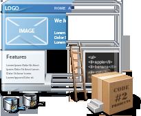 Constructor de Sitios Online