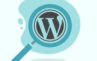buscando wordpress