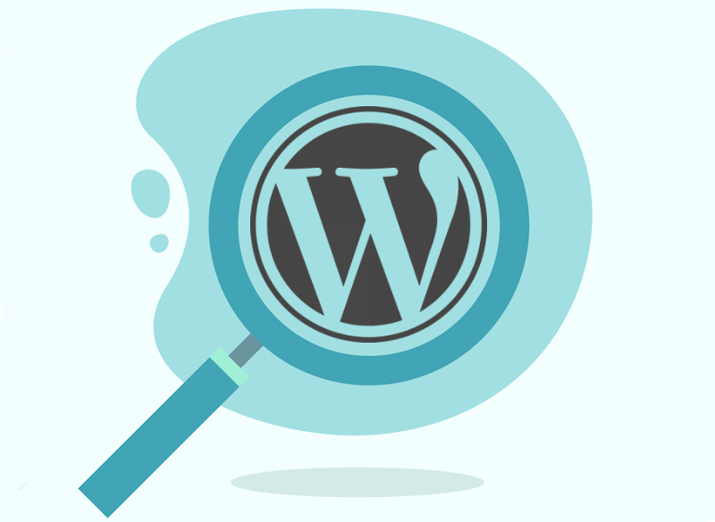 buscando wordpress