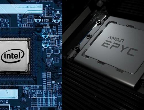 Hosting ¿CPU Intel o AMD?